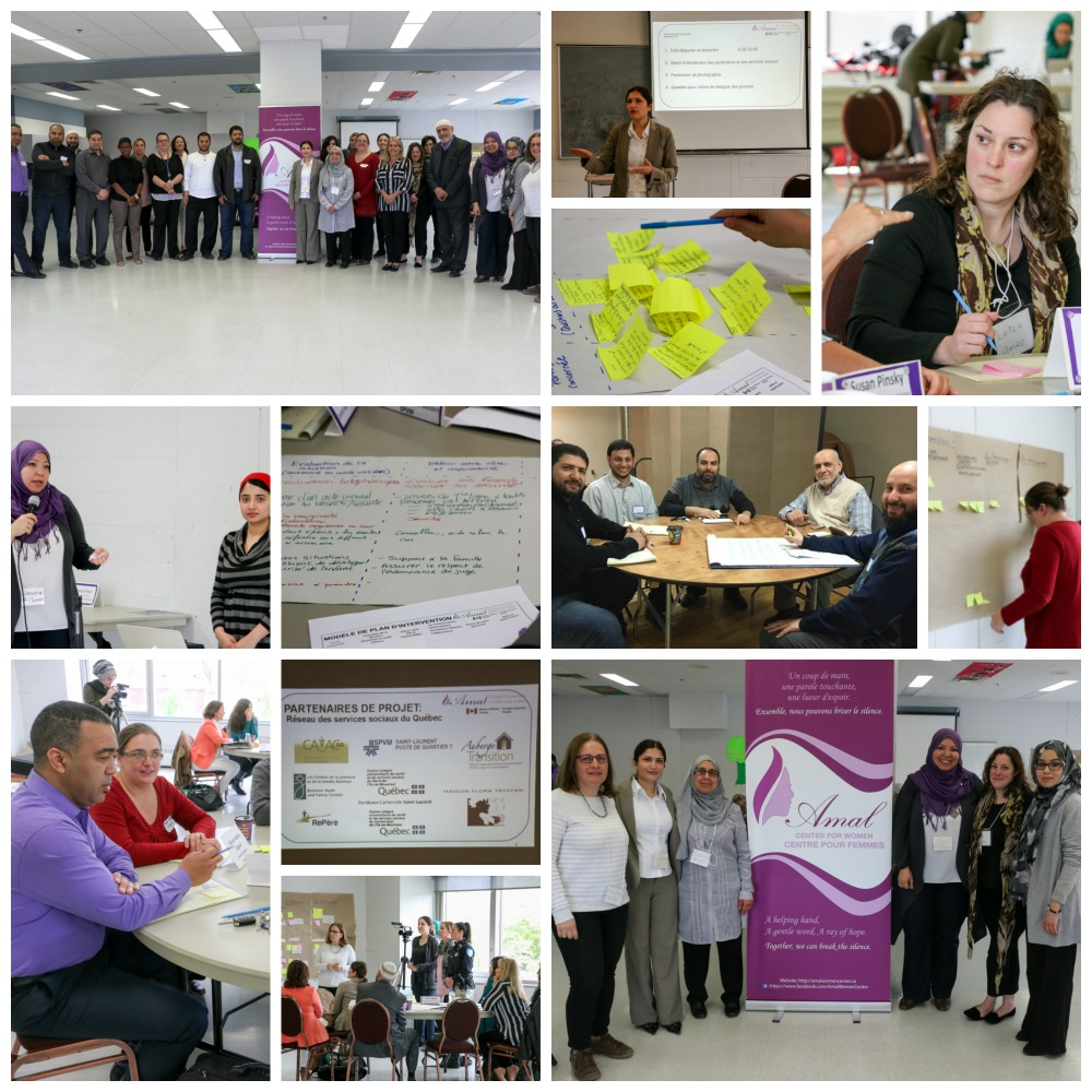 amal women's centre, domestic violence, charity, montreal, muslim community